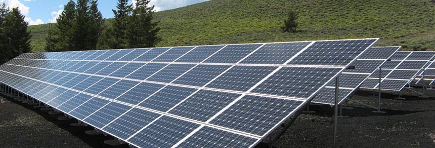Achat en ligne de panneaux solaires